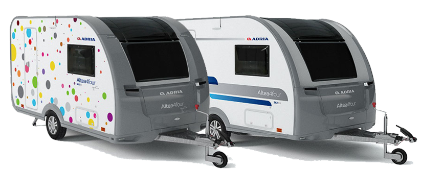 Adria Altea4four 362 LH