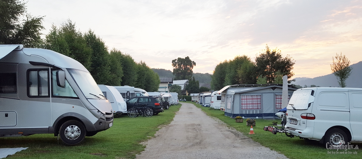 Traunsee Camping,