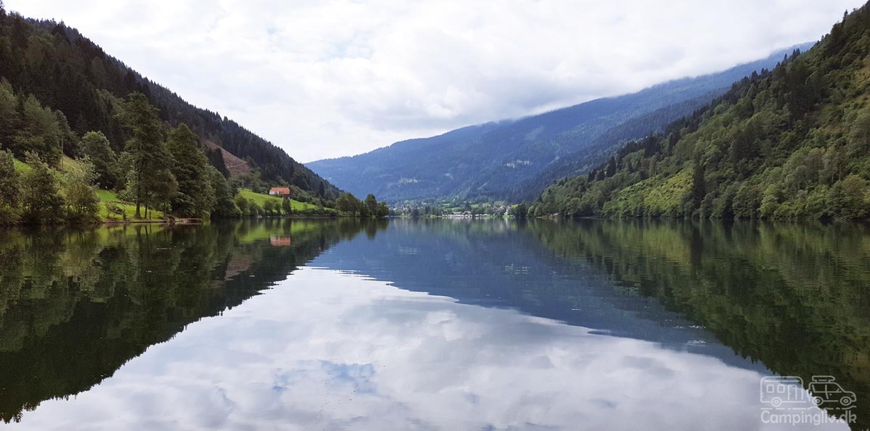 Afritz-See-Kärnten-Austria
