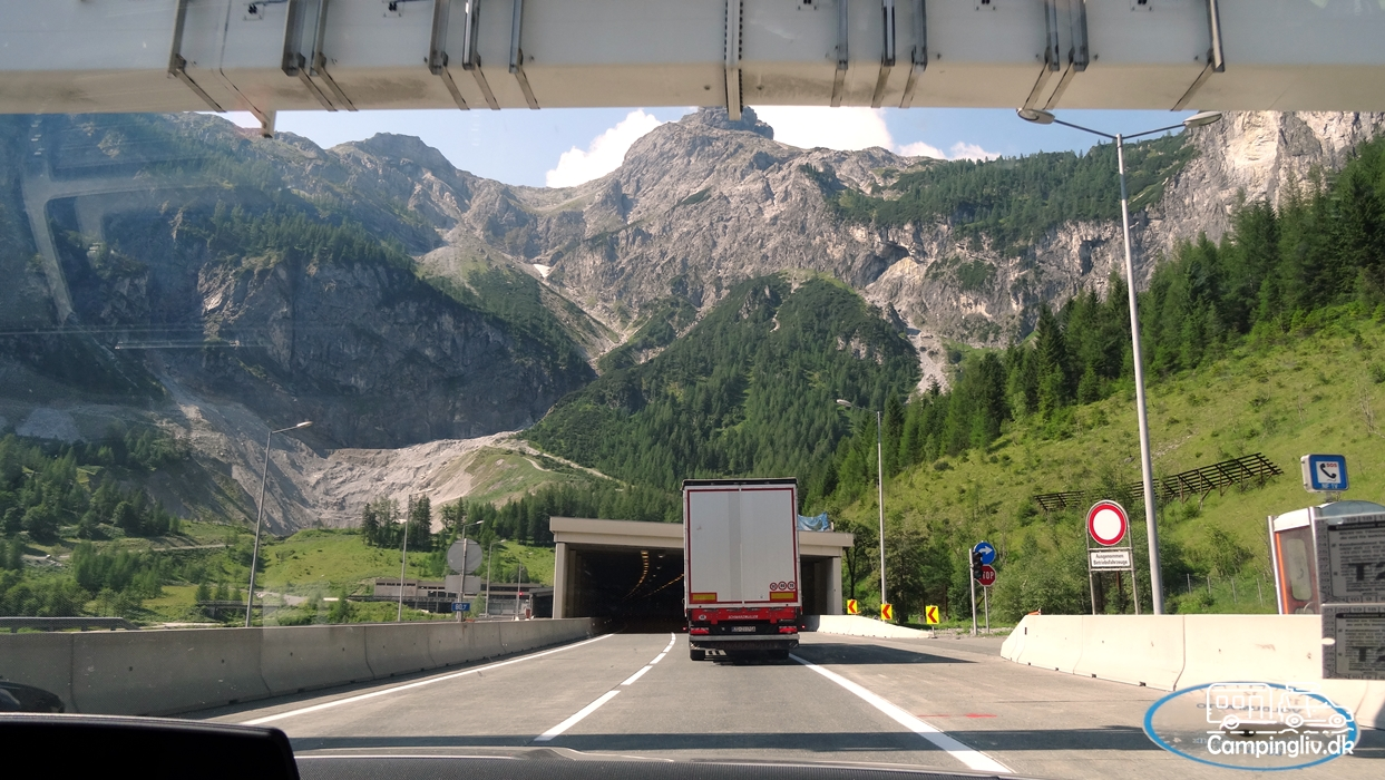 Austrian-alpes