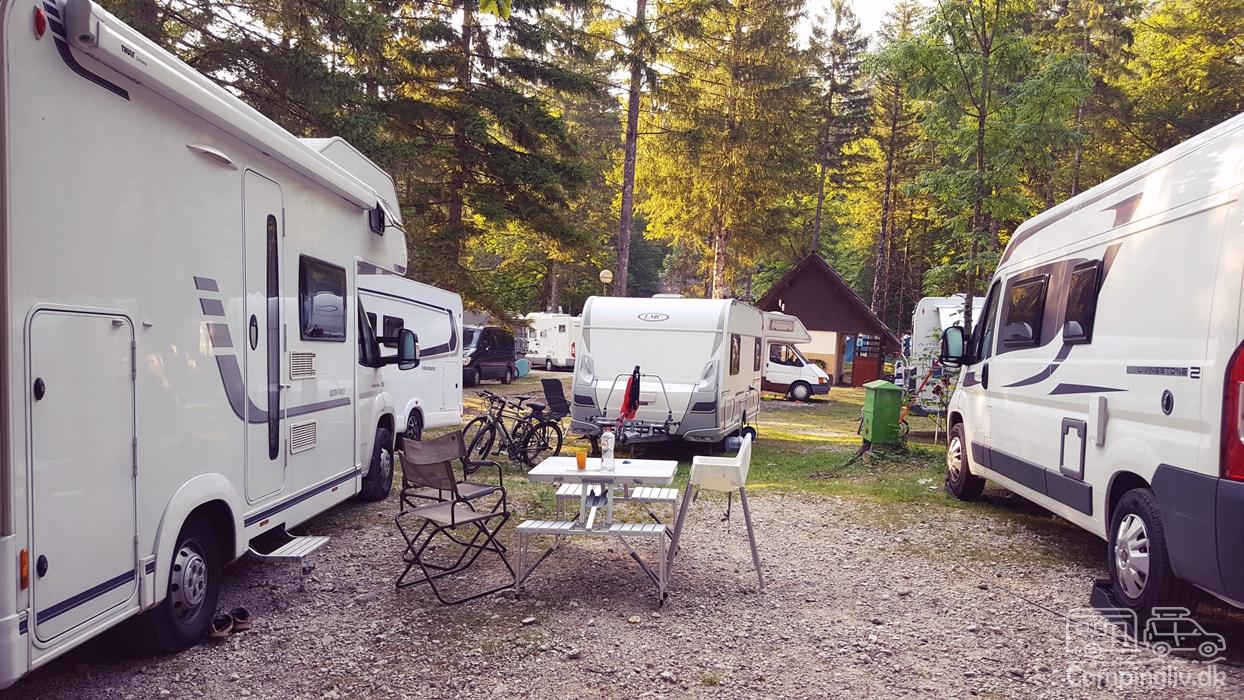 Camping-Zlatorog-Bohinj