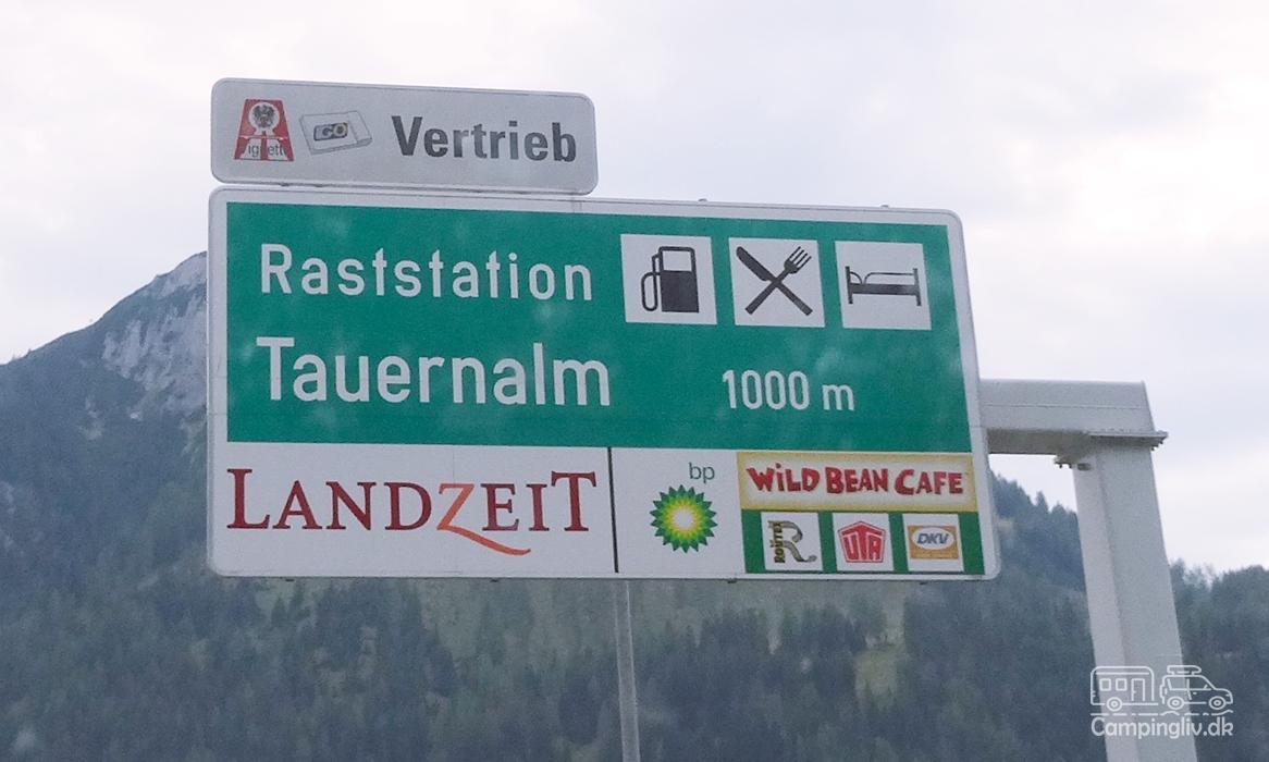 Tauernalm-Raststation-Austria