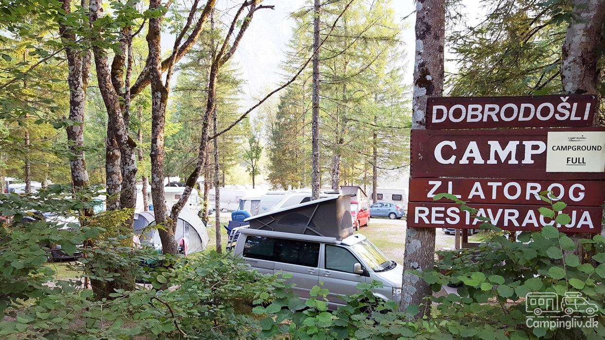 Camping_Zlatorog_Bohinj