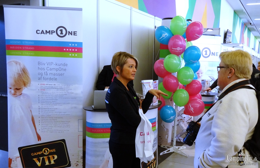 Camp-One-på-Campingmesse