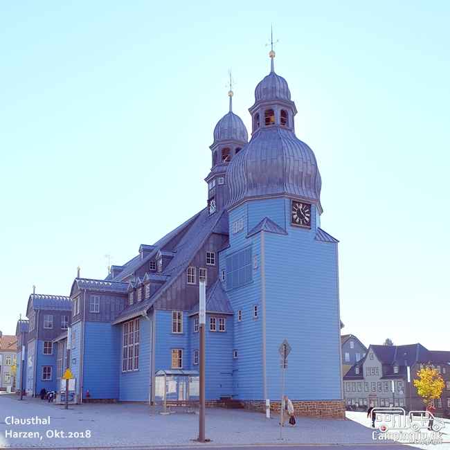 Marktkirche-Clausthal