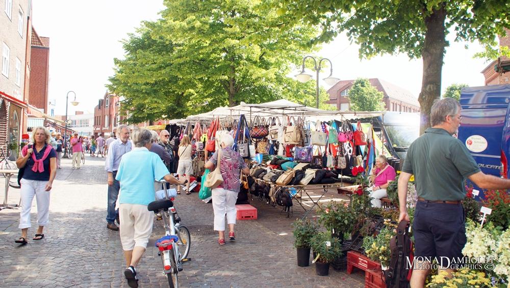 Plön-market-days
