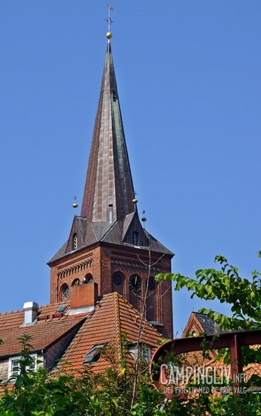 Plön-St-John-Church