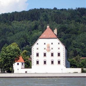 Obernzell-Passau-Donau